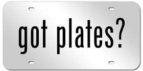 get your car dealer license plates from gotplates.com