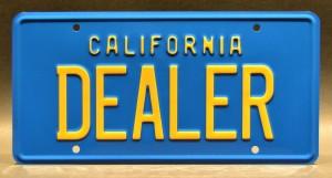 dealerplate