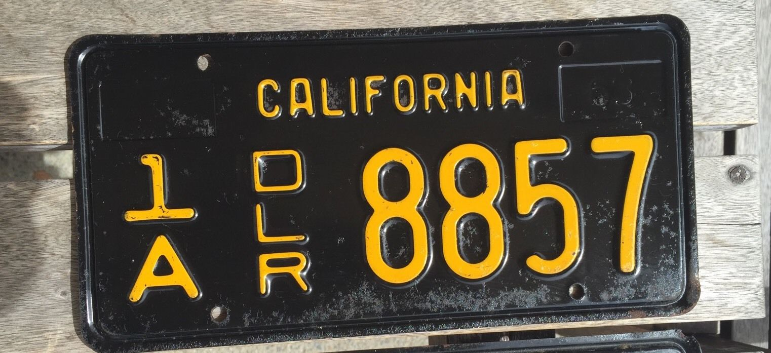 learn the proper use of your california used car dealer plates
